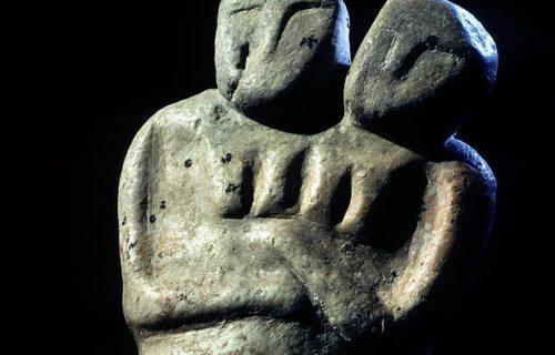 Catul Hayuk figurines. 7000 BC.