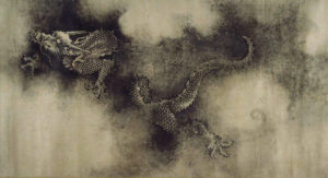 Nine Dragons Scroll – Chen Rong (Song Dynasty)