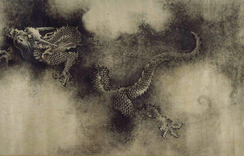 Nine Dragons Scroll –Chen Rong (Song Dynasty)