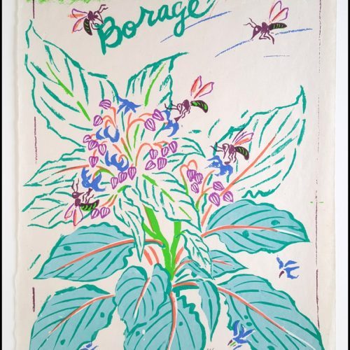 Mayumi-Oda-Flowers-For-Honey-Green-Gulch-Seed-Catalogue-Series-1980