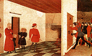 Paolo Uccello 1425 - Perspective